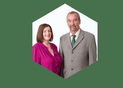 Katharine&David