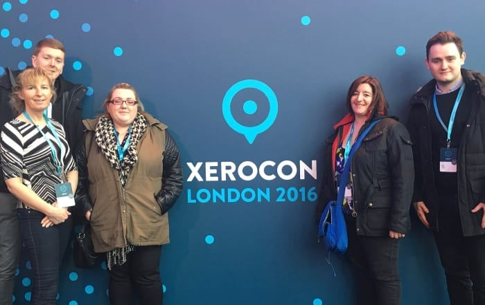 Stubbs Parkin go to Xerocon 2016